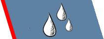 Wasser und Vakuumschlauch