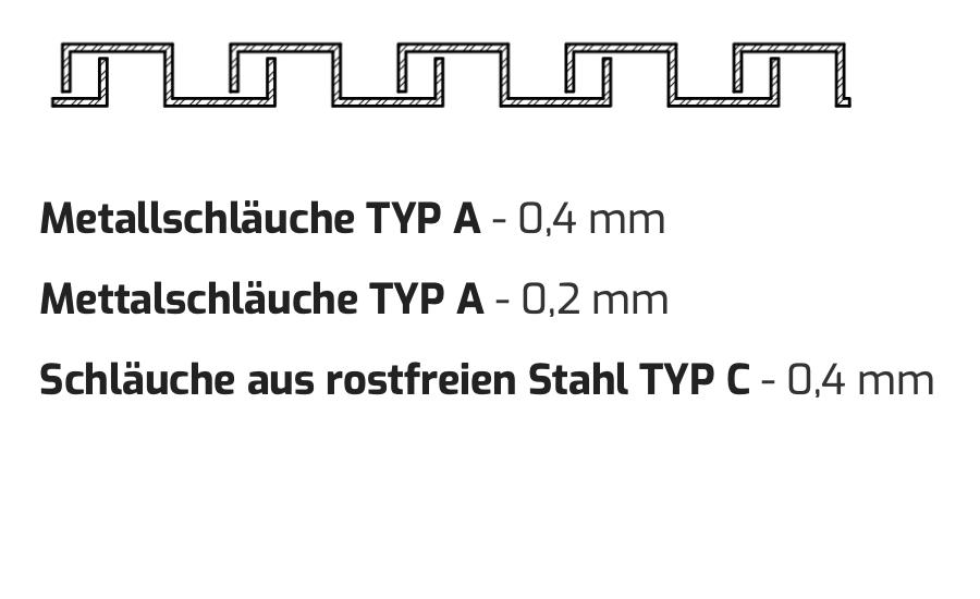 Metallschlauch
